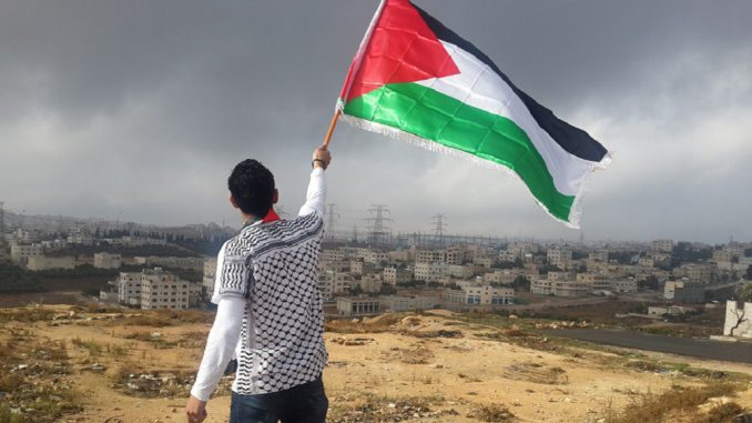 Declaración sobre Palestina – Liga Internacional Socialista