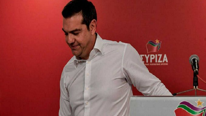Greece: On Greek Elections: An Era Closed! – Dimitris