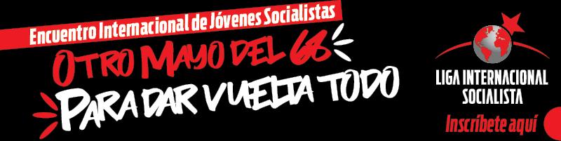 Encuentro Internacional de Jóvenes Socialistas