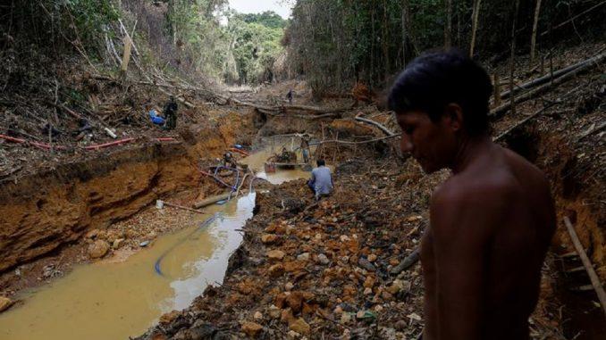 brasil amazonas genocidio indígena
