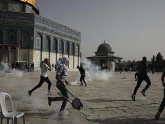 Repudio a la nueva ofensiva de Israel, solidaridad con el pueblo palestino