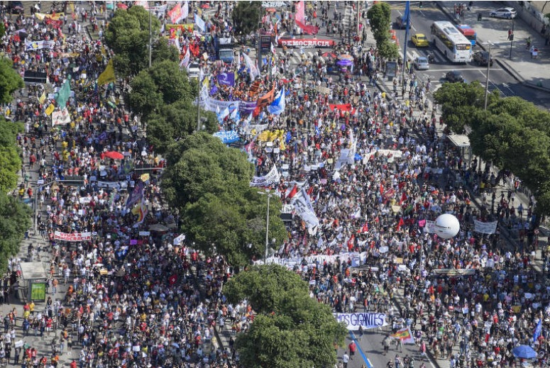Río de Janeiro el 29M