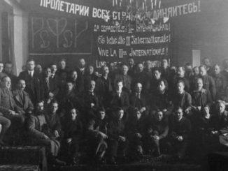 El tercer Congreso de la Internacional Comunista. Una escuela de estrategia revolucionaria