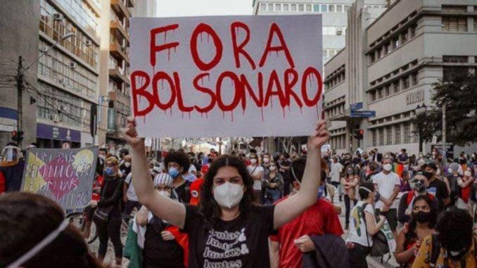 Brasil: El 24J, la unidad que hace falta para tirar a Bolsonaro y Mourão