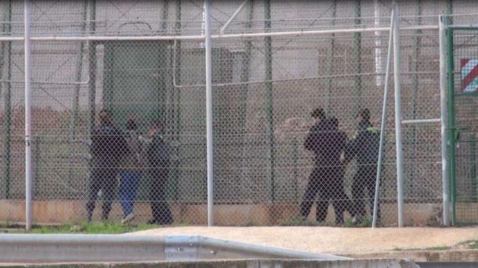 España Marruecos expulsión de niños