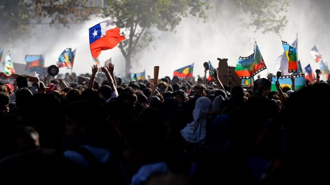 Debate en Chile