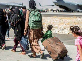 La UE no quiere más refugiados afganos