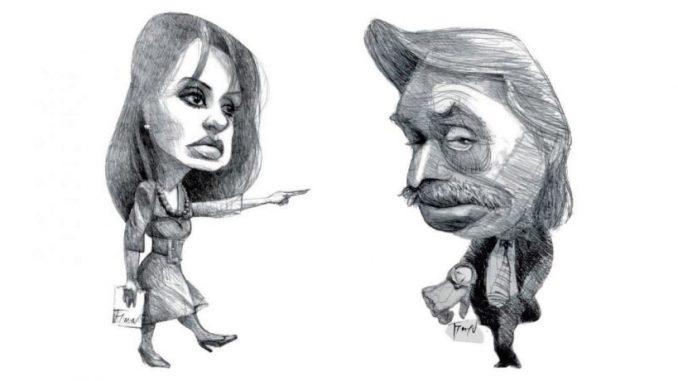 Alberto Fernandez y Cristina Fernández de Kirchner